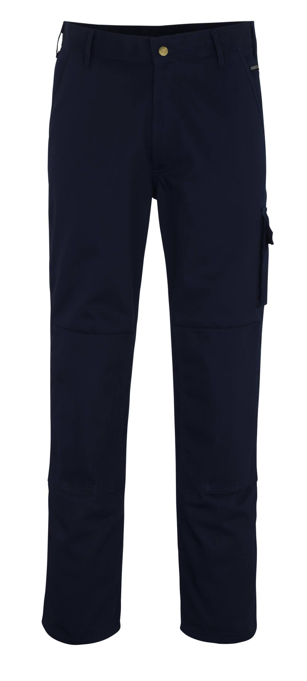 00279-430-01 Pantalon avec poches genouillères - Marine