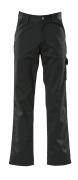 00299-430-09 Pantalon avec poches cuisse - Noir