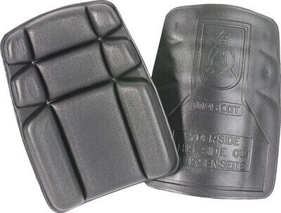 00418-100-08 Knieschütz - Grau