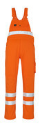 00469-860-14 Arbeitslatzhose - hi-vis Orange