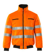 00516-660-14 Veste pilote - Hi-vis orange