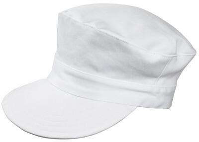 00530-630-06 Casquette - Blanc