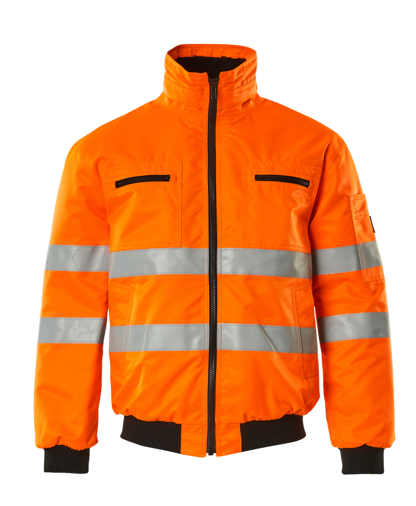 00534-880-14 Veste pilote - Hi-vis orange