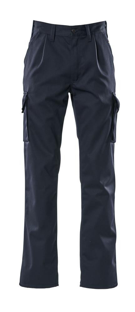 00773-430-01 Pantalon avec poches cuisse - Marine