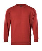 00784-280-02 Sweatshirt - Rot
