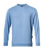 00784-280-A55 Sweatshirt - Hellblau