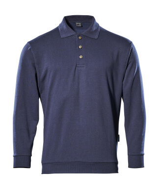 00785-280-01 Sweatshirt polo - Marine