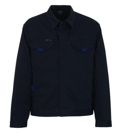 04007-630-111 Jacke - Marine/Kornblau