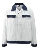 04509-800-61 Jacke - Weiß/Marine