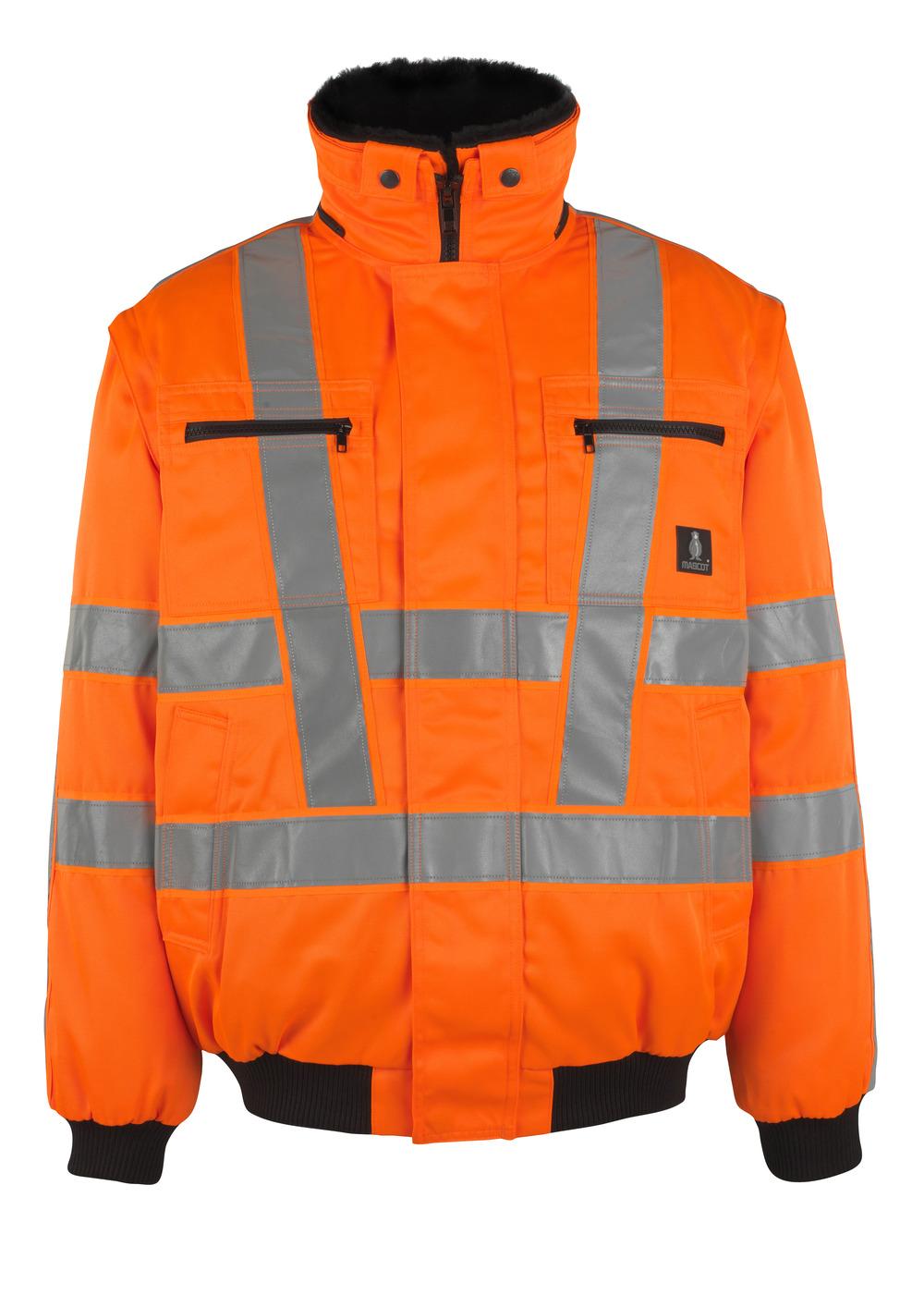 05020-660-14 Veste pilote - Hi-vis orange