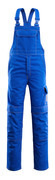 06669-135-11 Salopette avec poches genouillères - Bleu roi