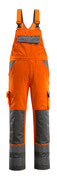 07169-860-14888 Arbeitslatzhose - hi-vis Orange/Anthrazit