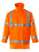 07930-880-14 Parka - Hi-vis orange