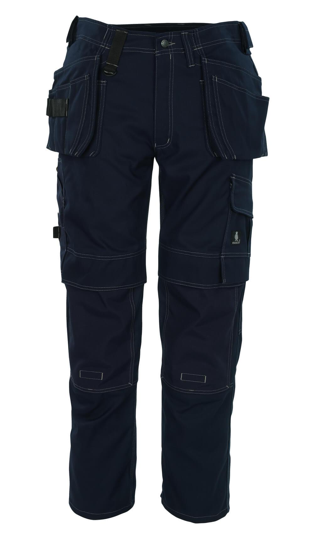 08131-010-01 Pantalon avec poches flottantes - Marine
