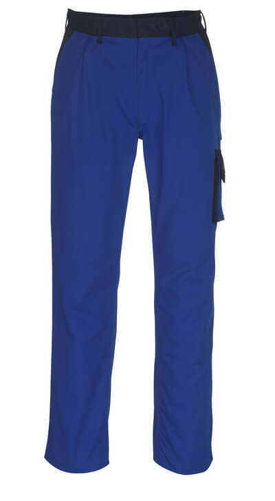 08779-442-1101 Pantalon avec poches cuisse - Bleu roi/Marine