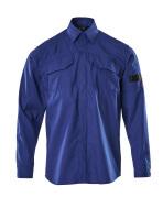 09004-142-11 Chemise - Bleu roi