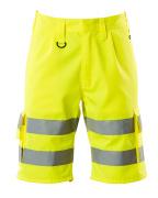 10049-470-17 Short - Hi-vis jaune