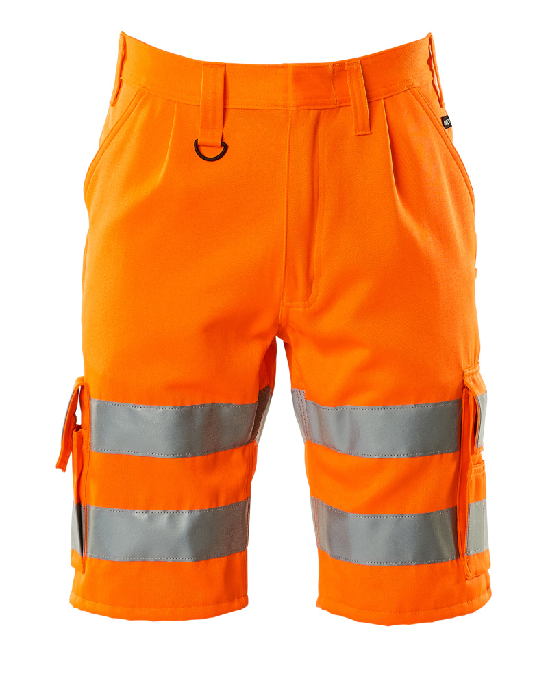 10049-860-14 Short - Hi-vis orange