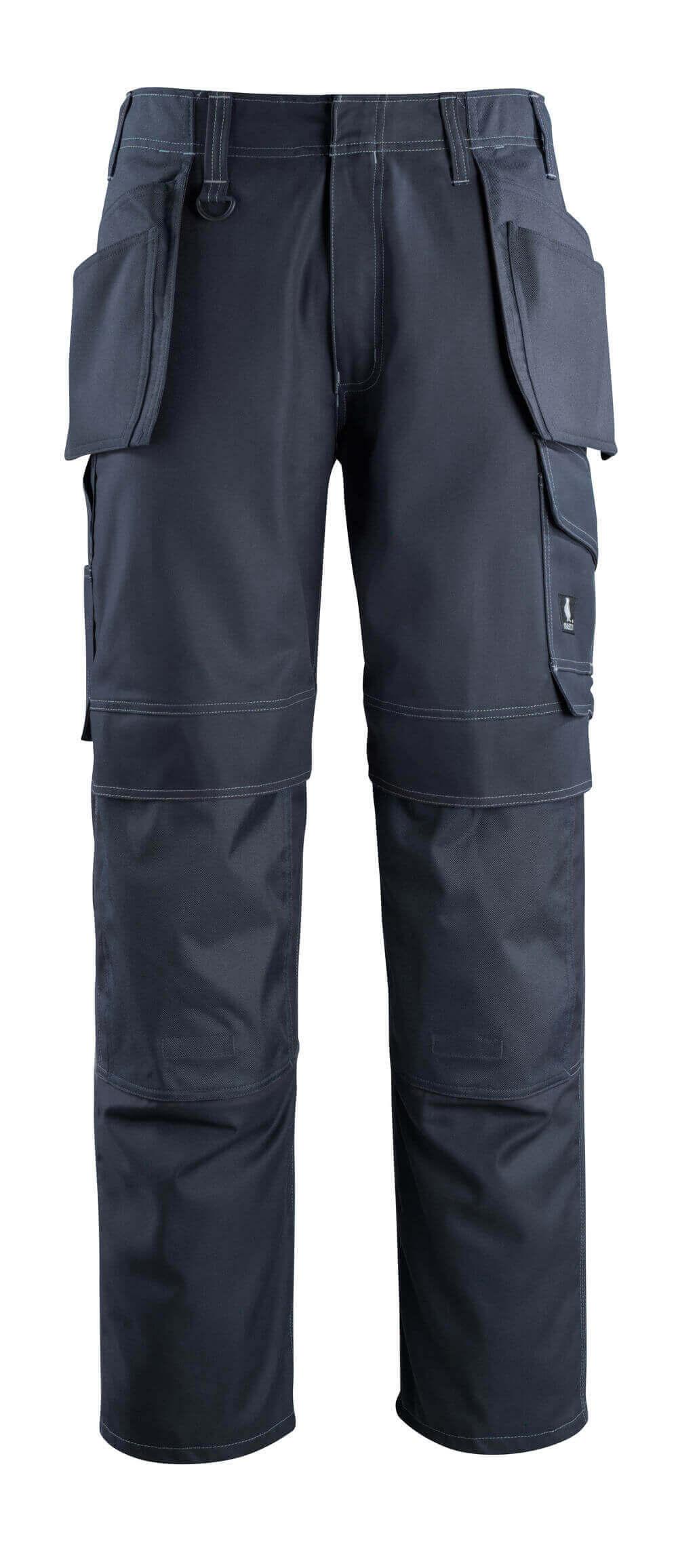 10131-154-010 Handwerkerhose - Schwarzblau