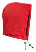 10539-620-02 capuche - Rouge