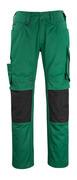 12179-203-0918 Pantalon avec poches genouillères - Noir/Anthracite foncé