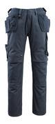 14131-203-010 Handwerkerhose - Schwarzblau