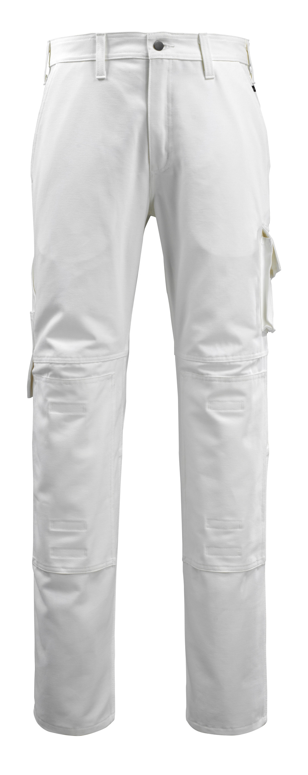 14579-197-06 Pantalon avec poches genouillères - Blanc