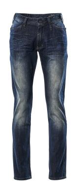 15379-869-76 Jeans - Gewaschener Denim