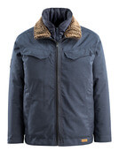 15435-275-46 Veste grand froid - Indigo Bleu denim