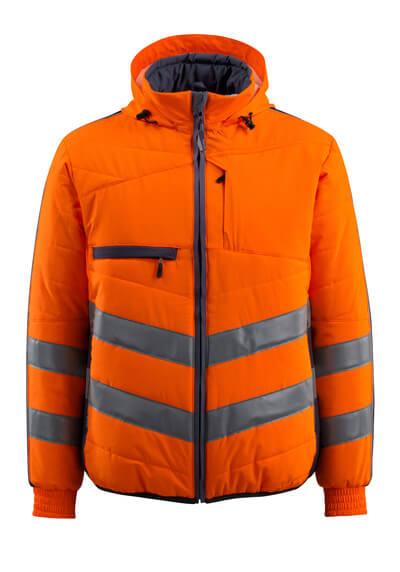 15515-249-14010 Veste - Hi-vis orange/Marine foncé