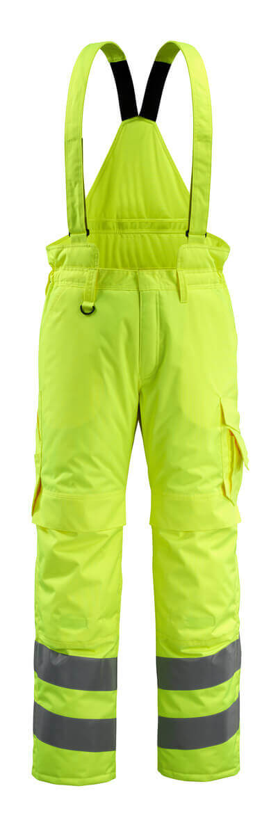 15690-231-14 Winterhose - hi-vis Orange