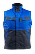 15754-330-11010 Gilet - Bleu roi/Marine foncé