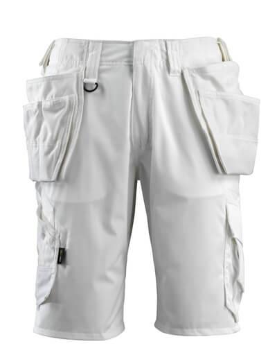 16049-230-06 Handwerkershorts - Weiß