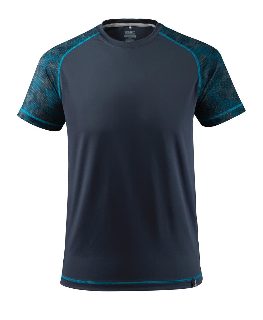 17482-944-010 T-Shirt - Schwarzblau