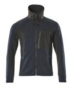 17484-319-01009 Sweatshirt - Schwarzblau/Schwarz