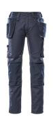 17731-442-010 Hose mit Hängetaschen - Schwarzblau