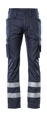 17879-230-010 Servicehose - Schwarzblau