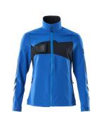 18008-511-91010 Jacke - Azurblau/Schwarzblau