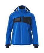 18011-249-010 Hard Shell Jacke - Schwarzblau