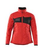 18025-318-20209 Veste - Rouge trafic/Noir