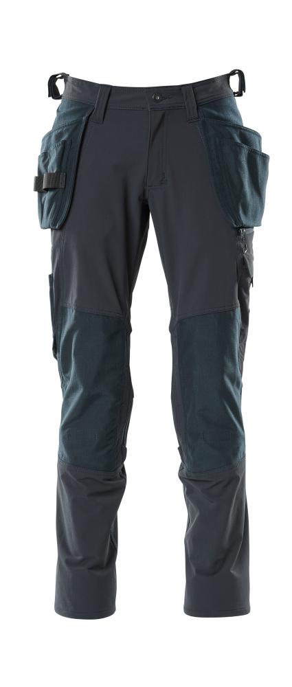 18031-311-010 Handwerkerhose - Schwarzblau