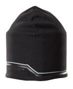18150-807-09 Bonnet tricot - Noir