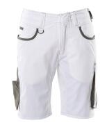 18349-230-0618 Short - Blanc/Anthracite foncé