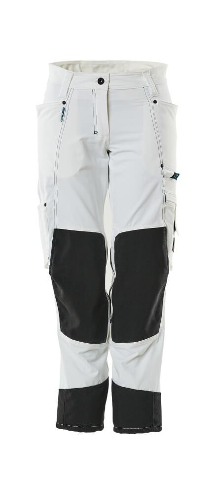 18378-311-06 Arbeitshose - Weiß