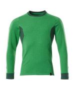 18384-962-33303 Sweatshirt - Grasgrün/Grün