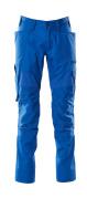18579-442-91 Pantalon avec poches genouillères - Bleu olympien