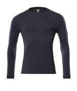 18581-965-010 T-shirt, manches longues - Marine foncé