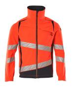 19009-511-14010 Veste - Hi-vis orange/Marine foncé