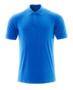 20183-961-91 Polo-Shirt - Azurblau