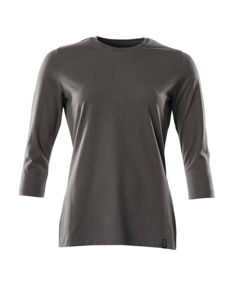 20191-959-18 T-Shirt - Dunkelanthrazit